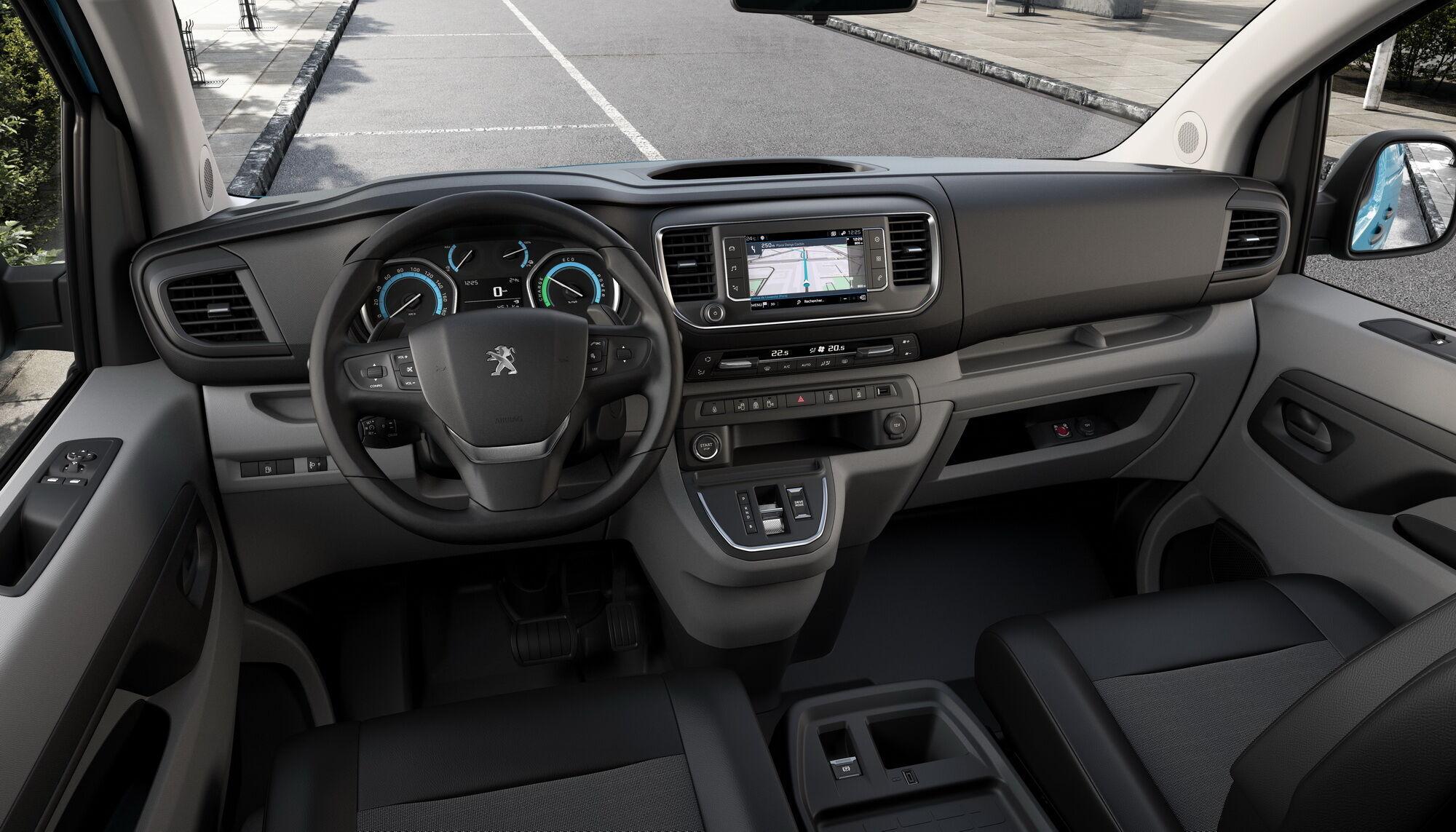 За своїми можливостями водневий фургон нічим не поступається своїм аналогам з ДВС або електричною силовою установкою