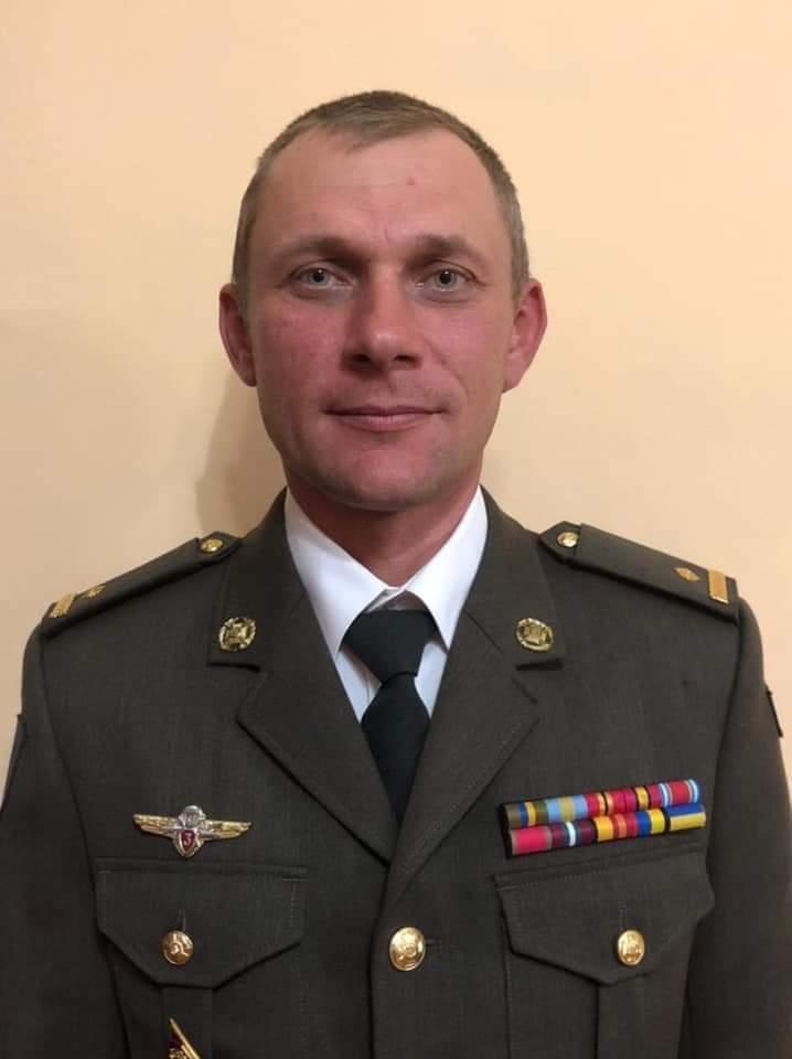 Офицер Максим Полевой