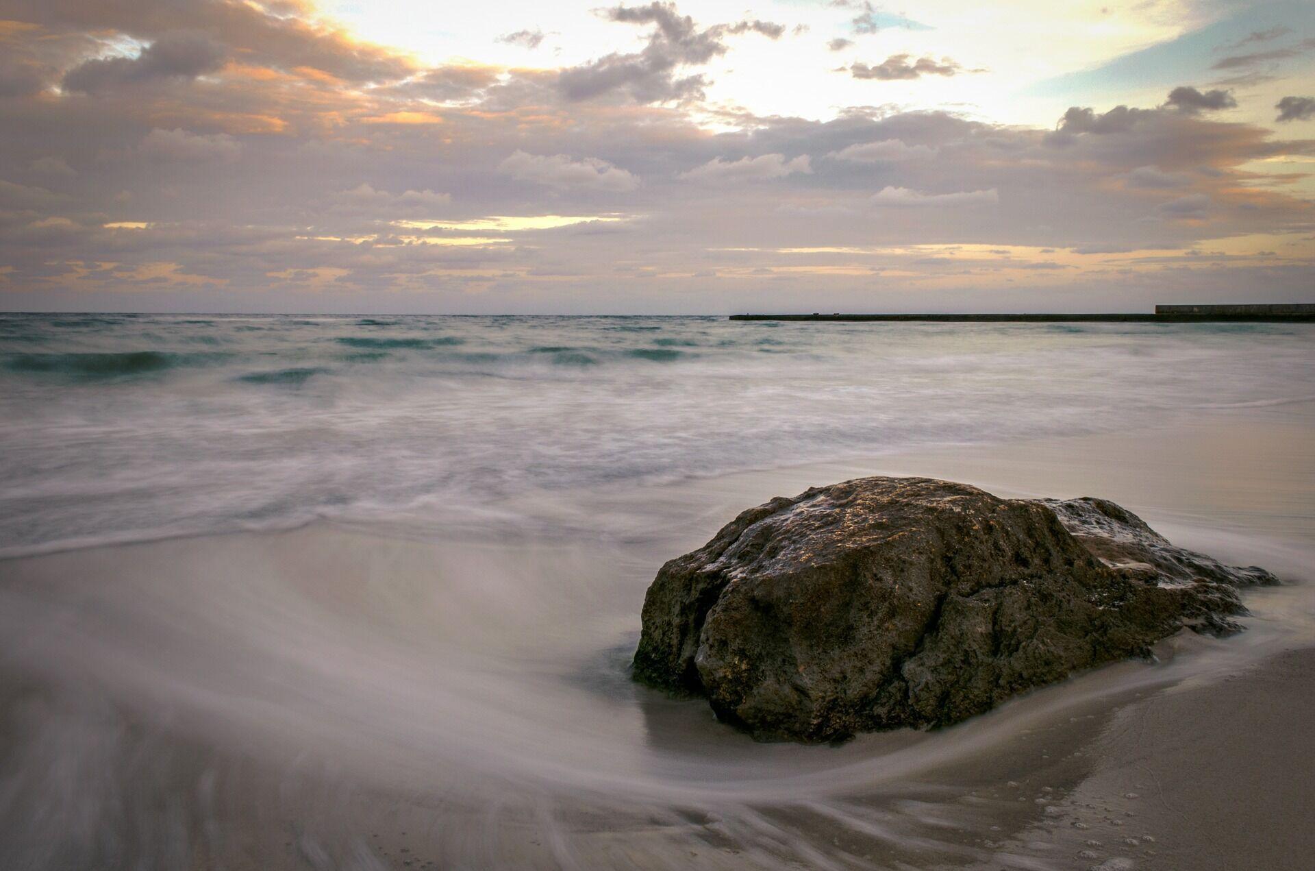 Украинцам в Железном Порту нравятся широкие песчаные пляжи и пологий заход в море.