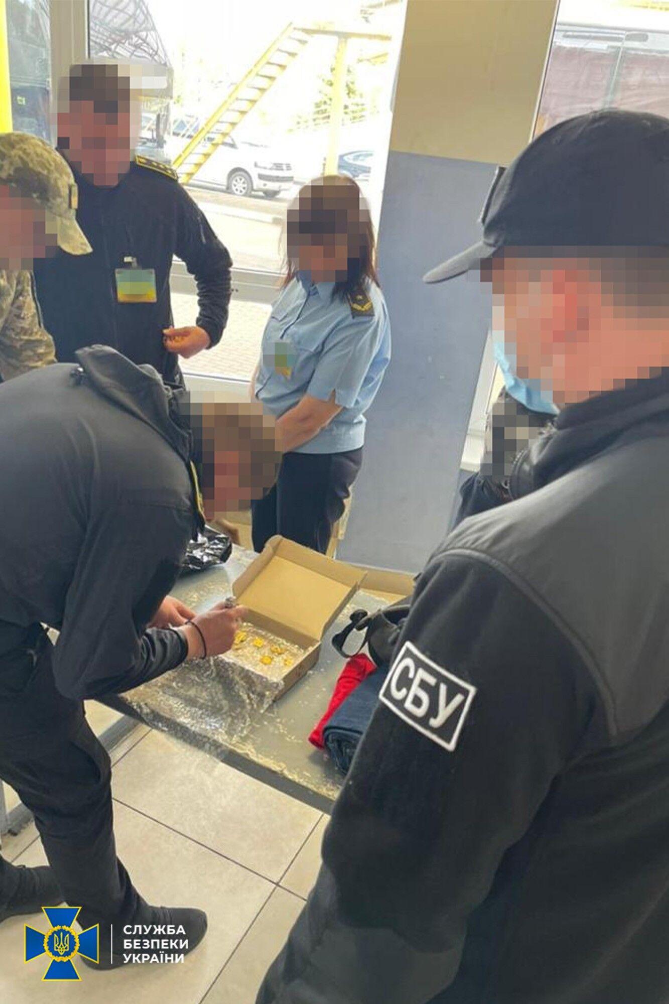 З України намагалися вивезти унікальні коштовності Скіфської доби. Фото