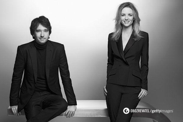 Единственная дочь Дельфин Бернара Арно является вице-президентом бренда Louis Vuitton