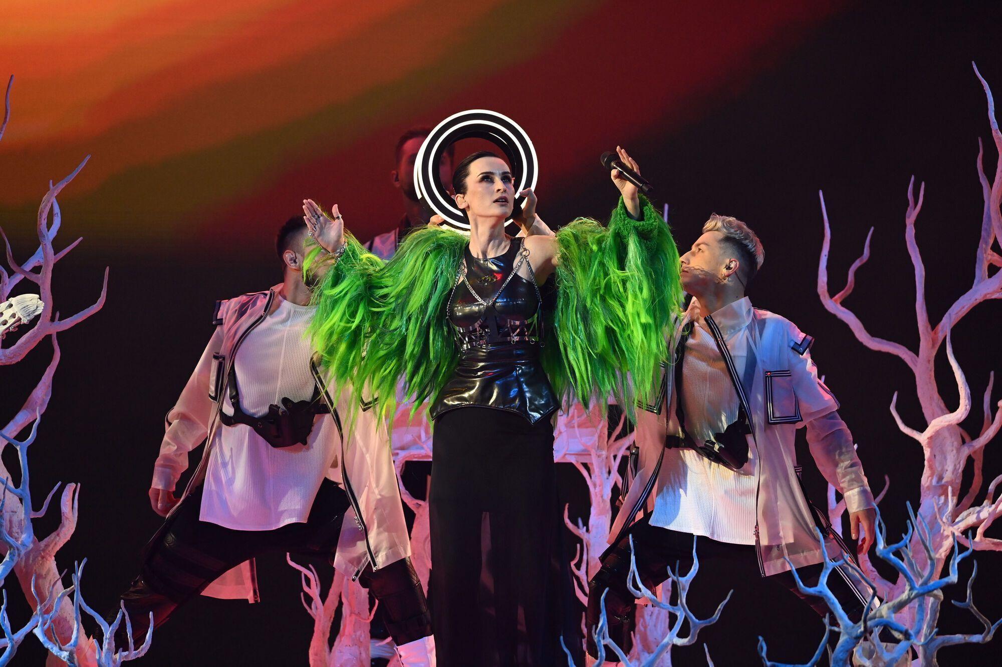"""Песня """"Шум"""" Go_A вошла в топ-10 мировых музыкальных чартов"""