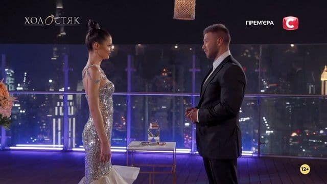 Михаил Заливако и Юлия в финале шоу