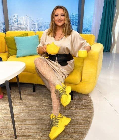 Наталья Могилевская – певица, актриса, телеведущая и продюсер