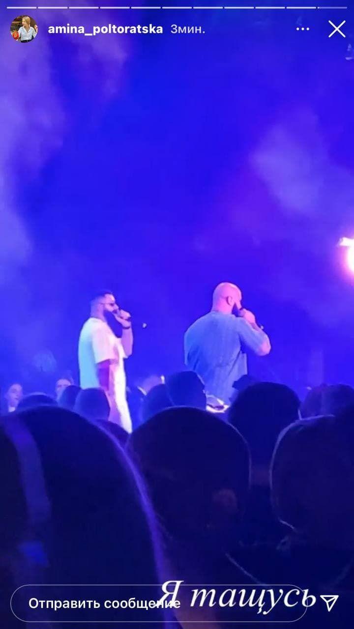Джиган дав концерт в Одесі