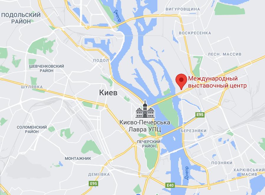 Где делают прививки в Киеве.