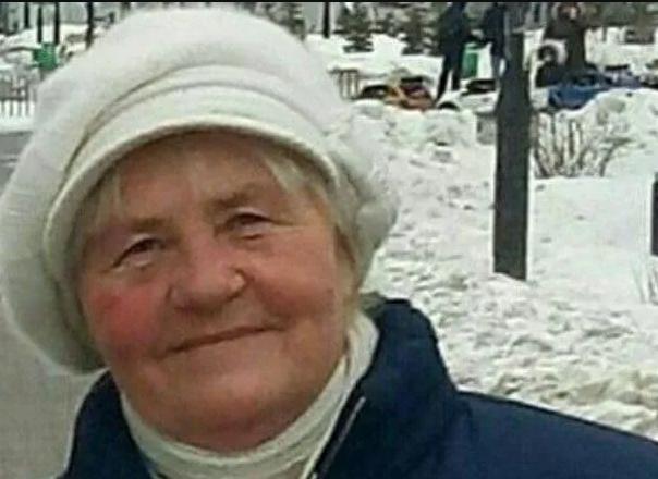 """Українську пенсіонерку Галину Довгополу звинувачують у """"державній зраді""""."""
