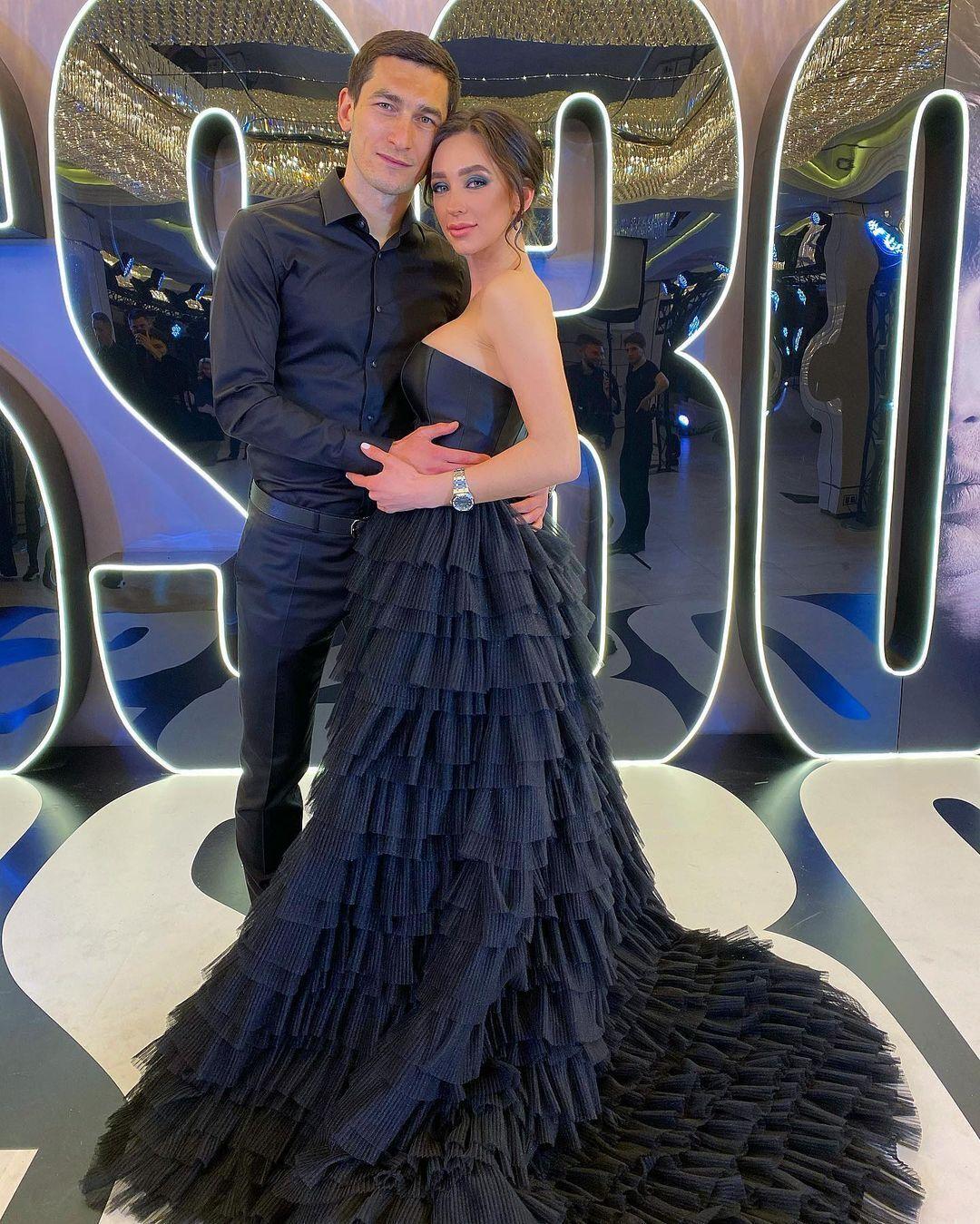 Тарас и Маргарита Степаненко