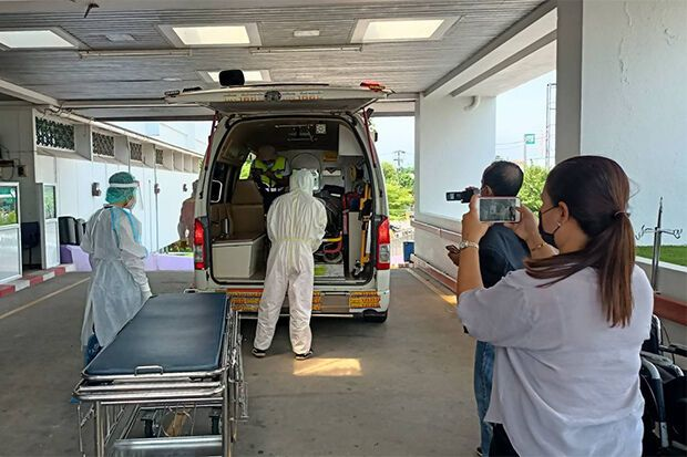 Тіло посла України Андрія Бешти спершу перевезли з острова Ко Липе в лікарню Сатуна