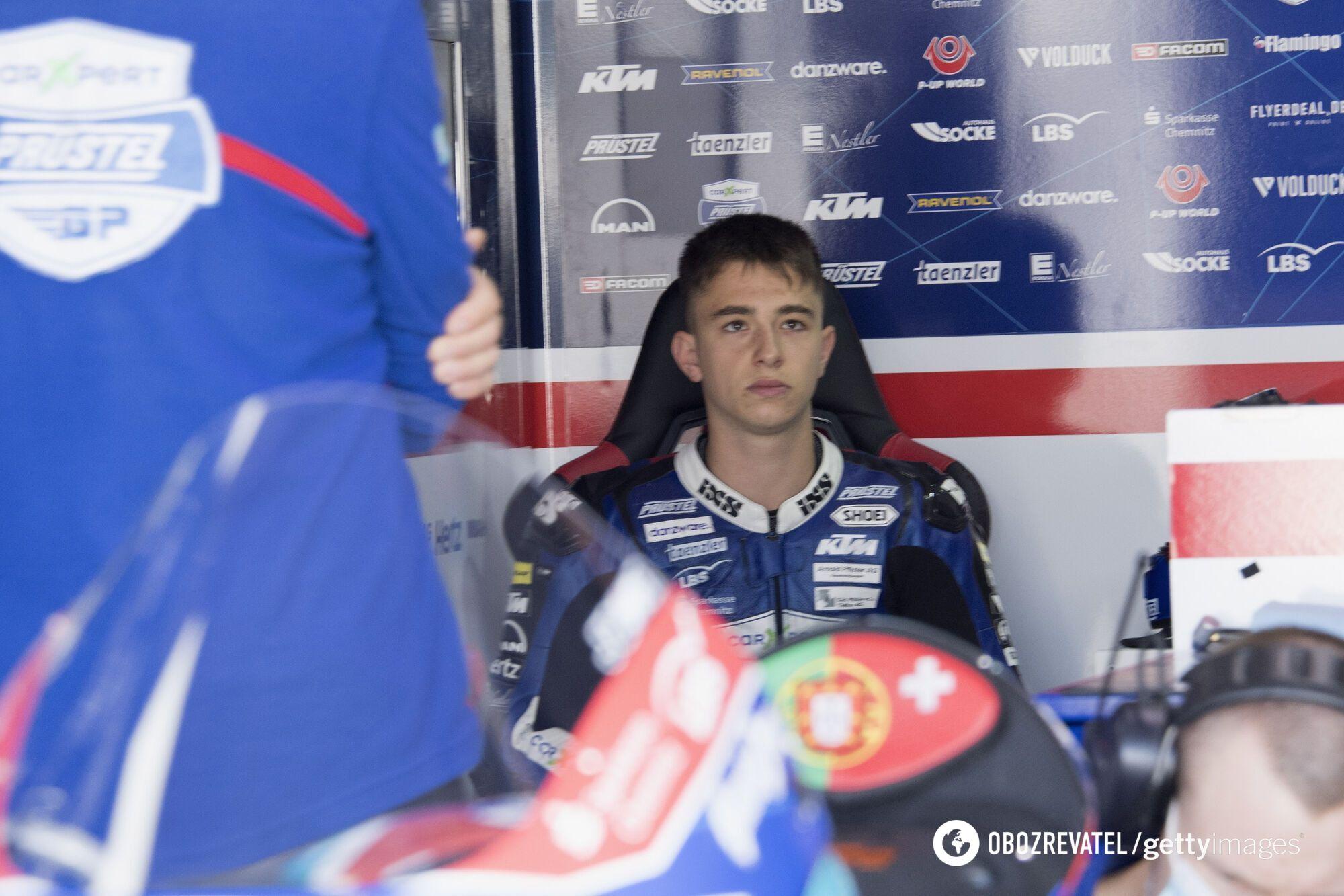 Джейсон Дюпаскье проводил свой второй сезон в классе Moto3