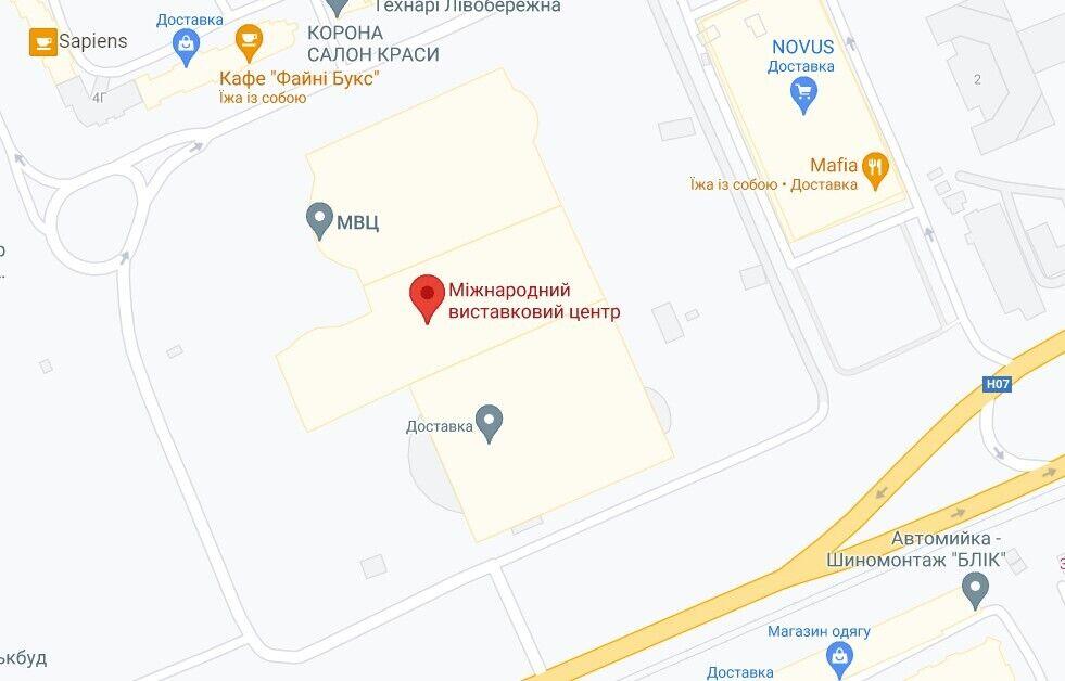 Пілотний центр для щеплень продовжив роботу на базі МВЦ у Києві