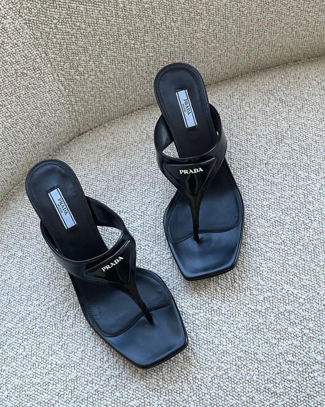 Вьетнамки на каблуке