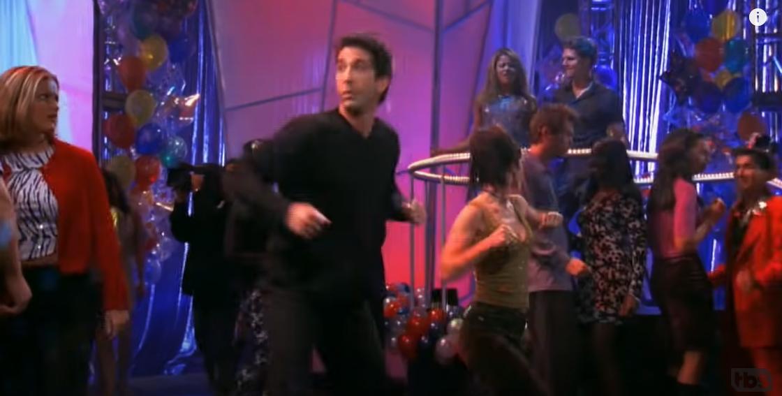 Оригинальный вариант танца актеров