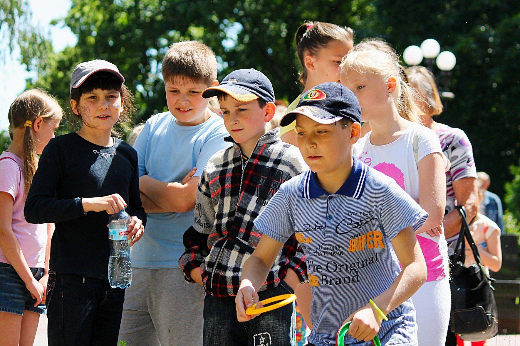 День захисту дітей у Чернігові, 1 червня 2016 року