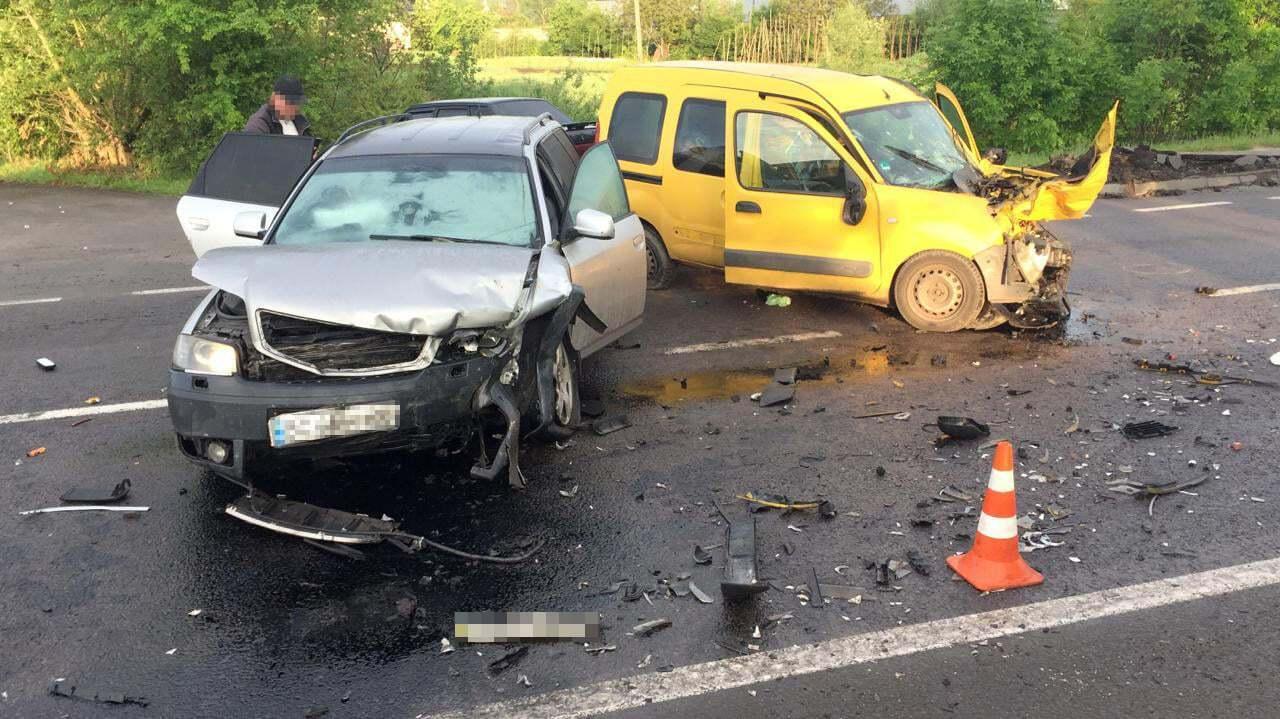 На Львовщине пьяный водитель спровоцировал смертельное ДТП