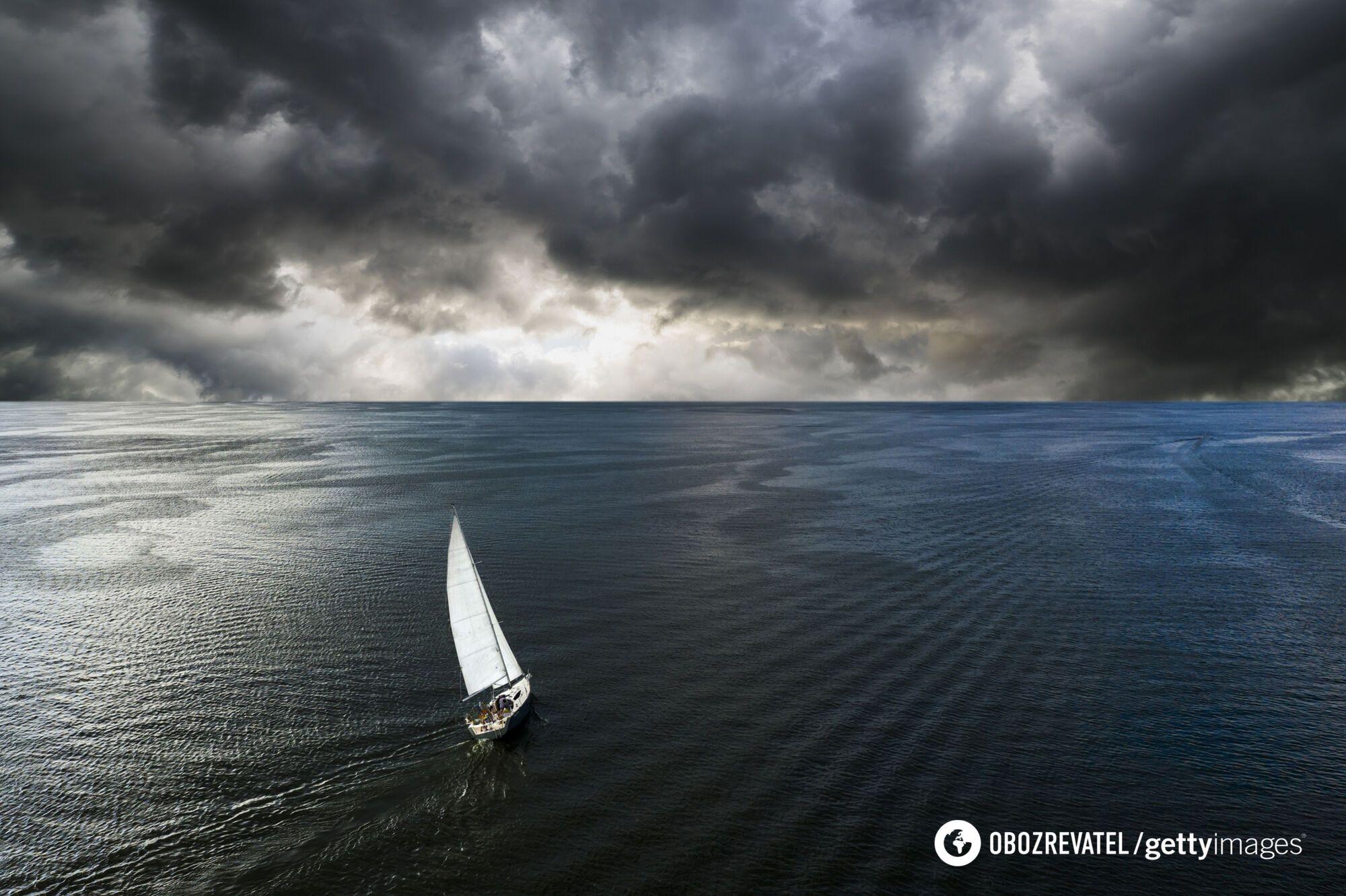 На Черном море будут шторма.
