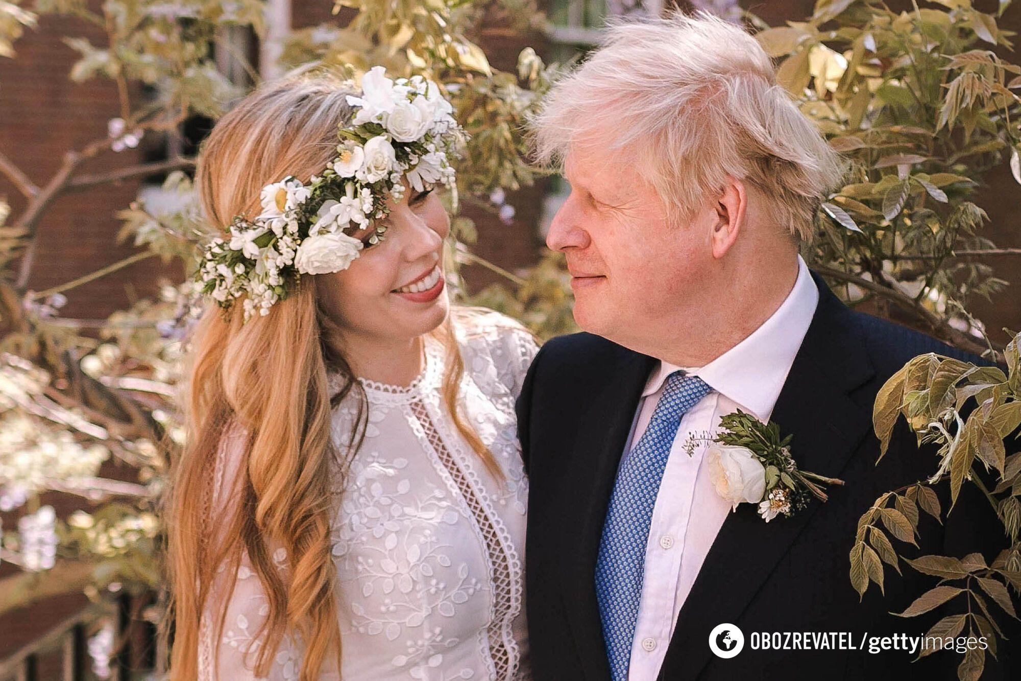 Жена премьер-министра Британии Бориса Джонсона – Кэрри Саймондс