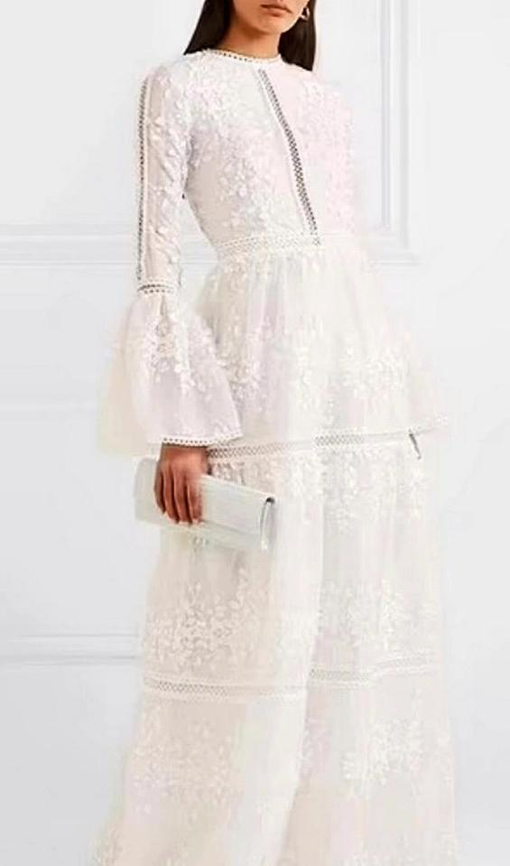 Платье от греческого дизайнера Christos Costarellos