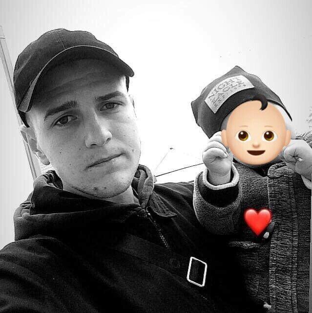 Сергей Коробцов с сыном