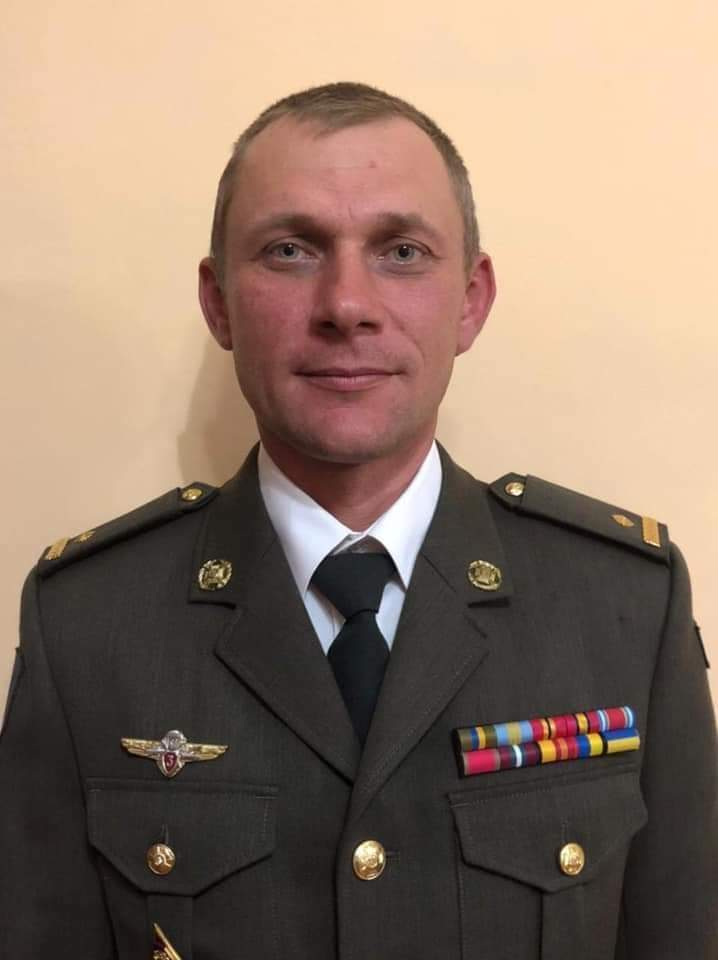 Максим Полевой, 36 лет.