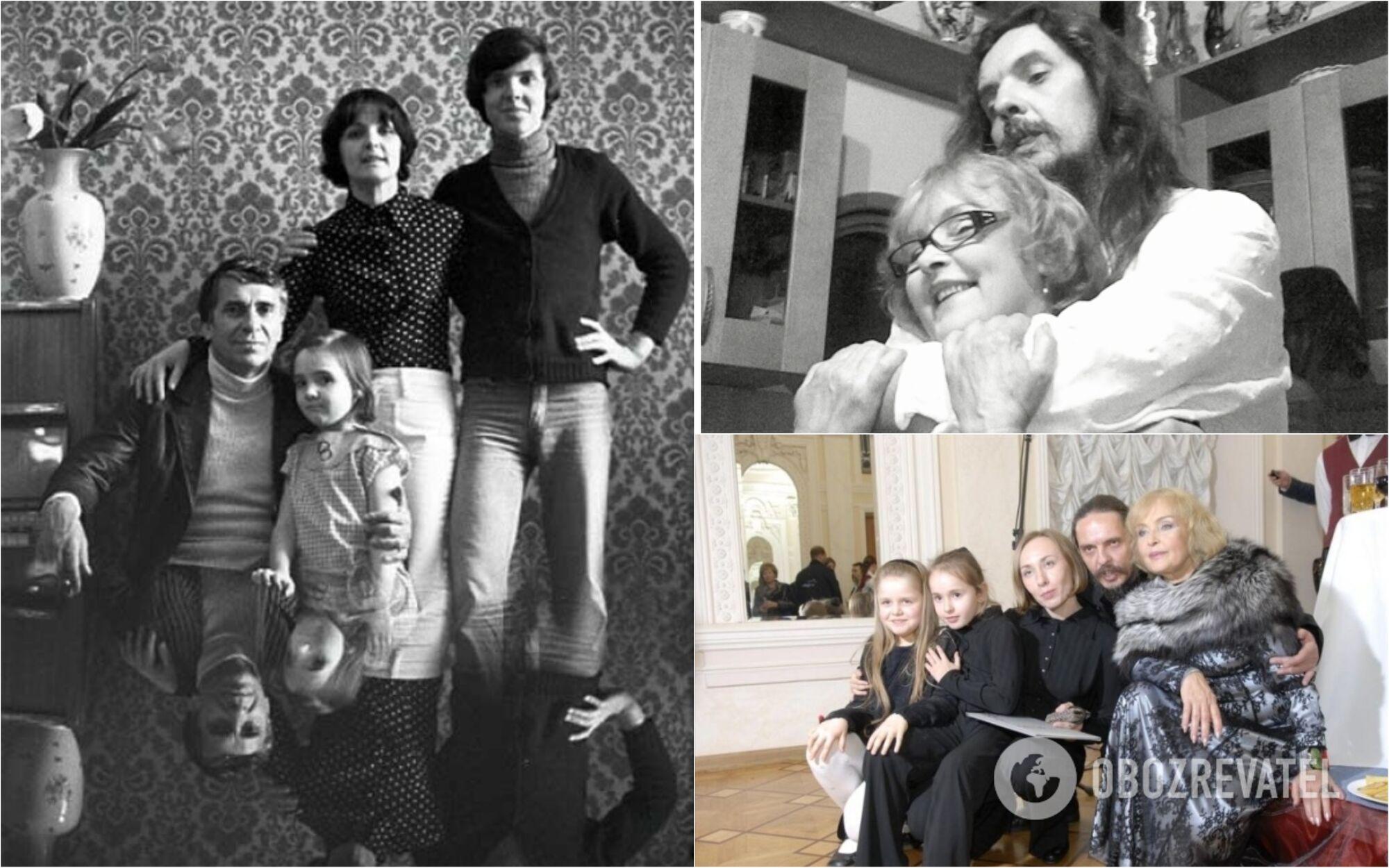 Сын Ады Роговцевой скончался в 2012 году