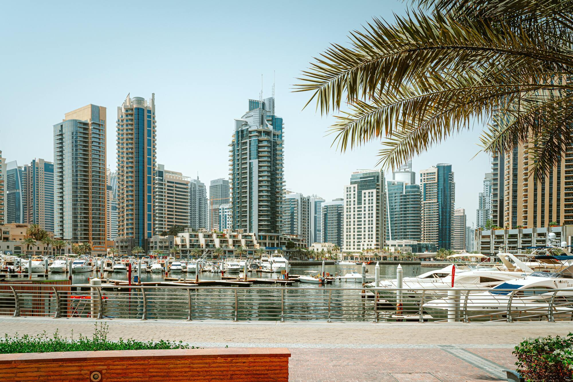 Во время самоизоляции в Дубае можно передвигаться по территории отеля