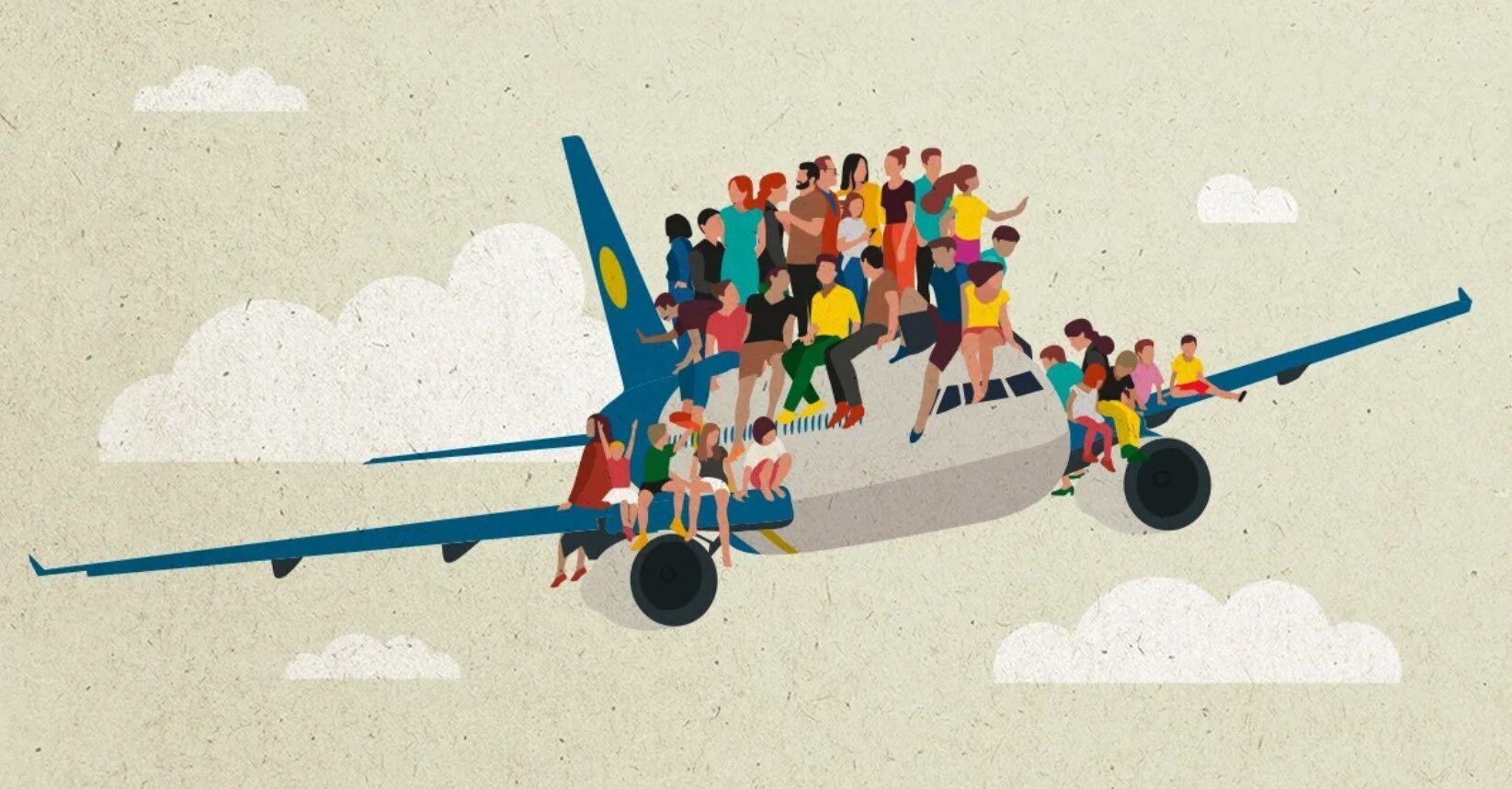 В каких странах украинцы планируют провести отпуск: появился список самых популярных стран.