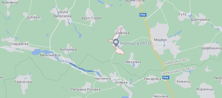 Різанина відбулася у селі Побережка на Київщині.