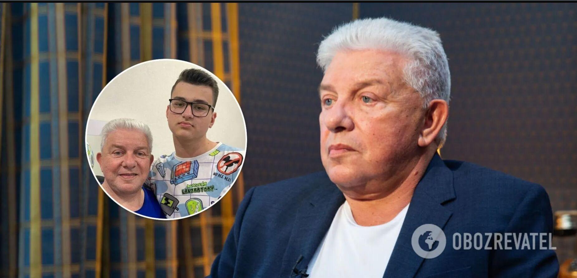 30 мая 2021 года умер внук одесского юмориста и народного артиста Украины Олега Филимонова