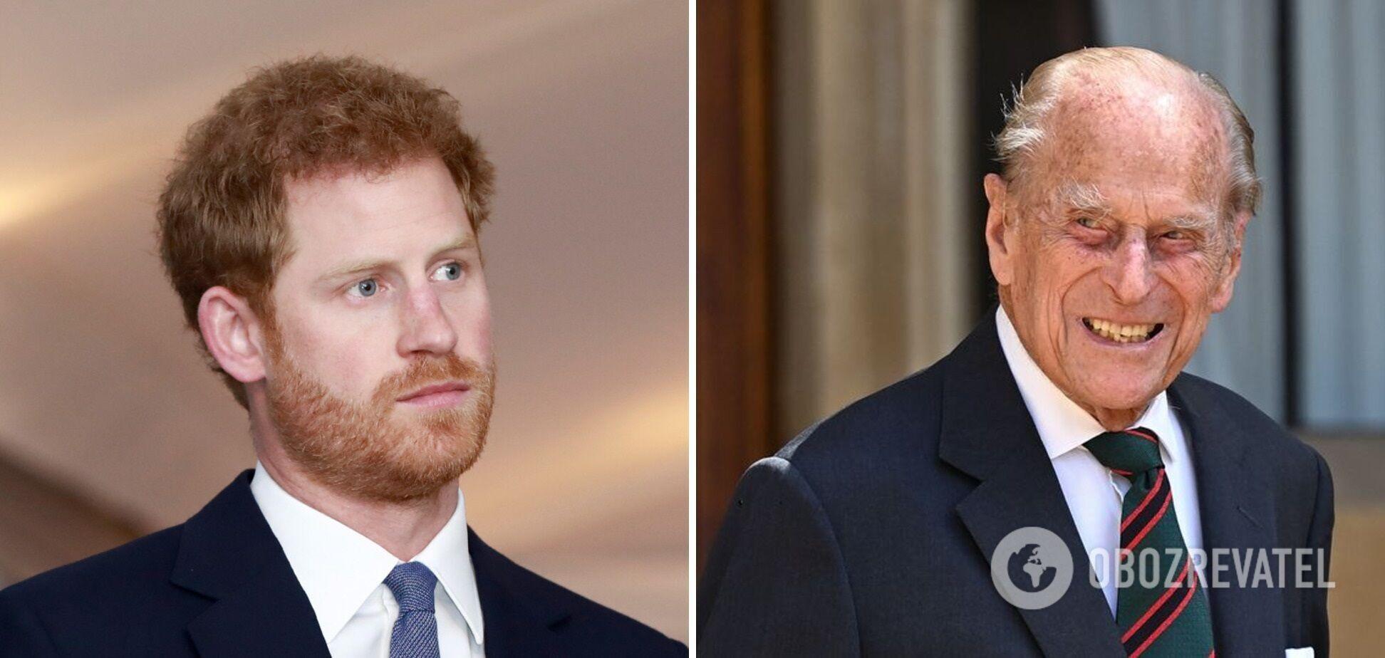 Принц Гарри может получить значительную часть наследства принца Филиппа