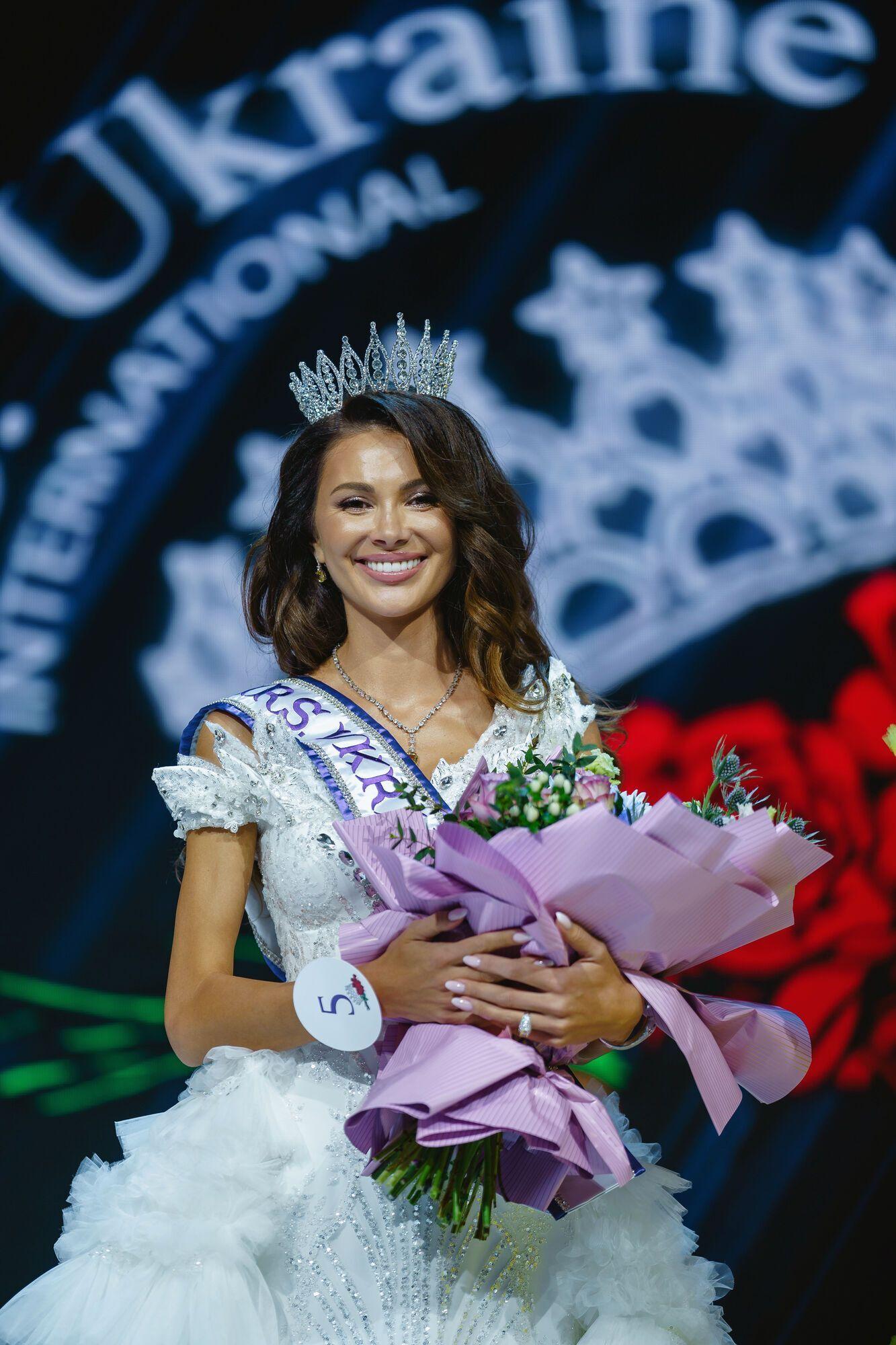 Татьяна Ровна Mrs Ukraine International 2021.