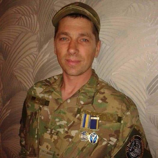Юрий Опрышко, 43 года.