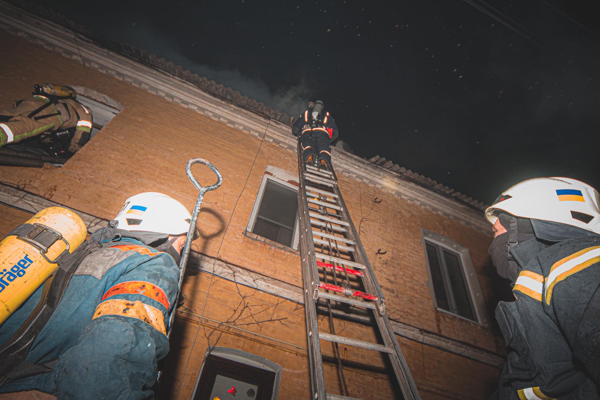 У Голосіївському районі Києва спалахнула смертельна пожежа