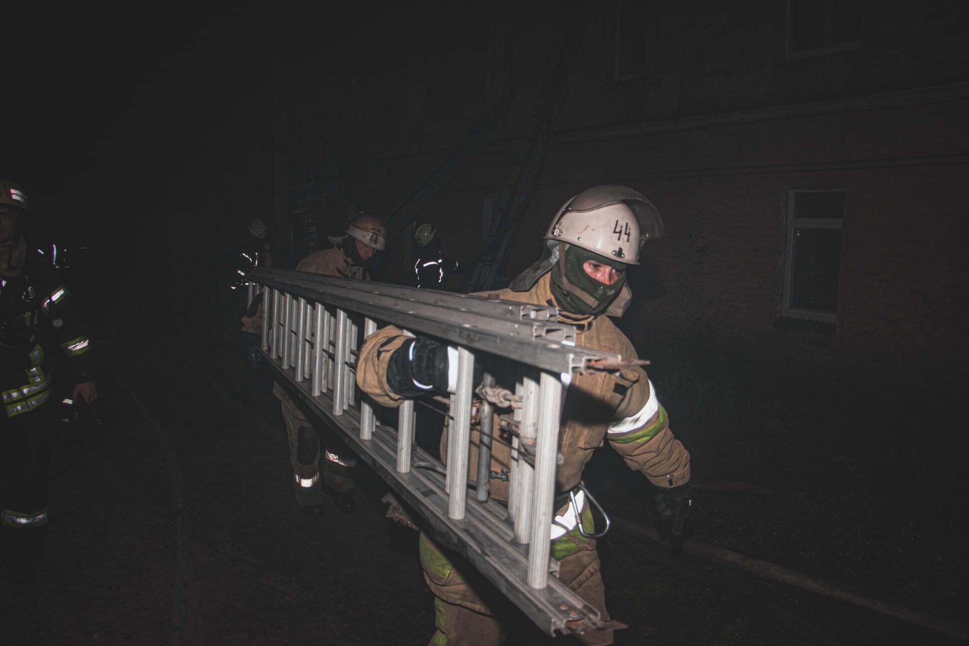 Жертвами пожежі в будинку в Києві стали чоловік і жінка