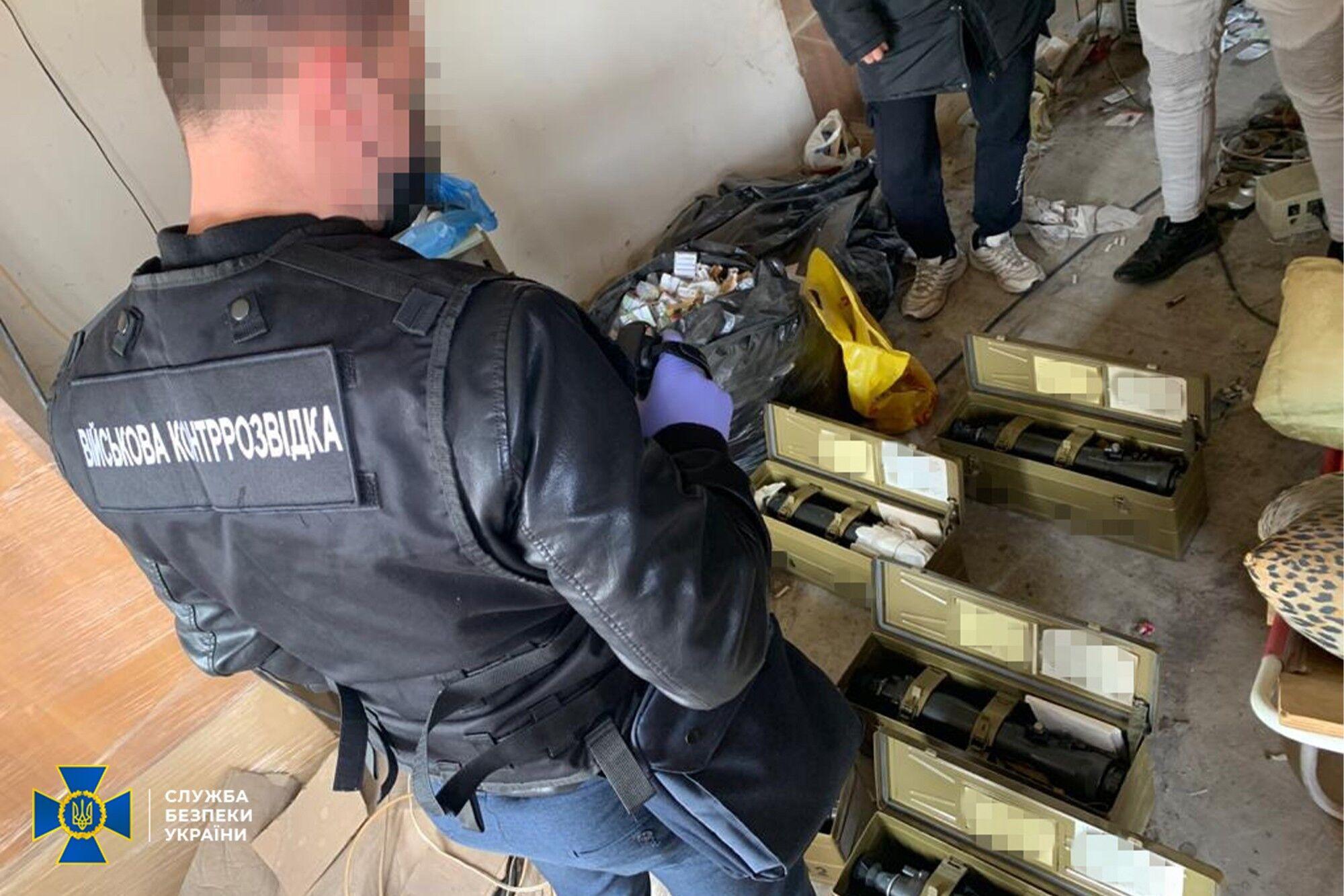 Привласнення комплектовання до стрілецької зброї завдало державі збитків на суму понад 500 тис. грн