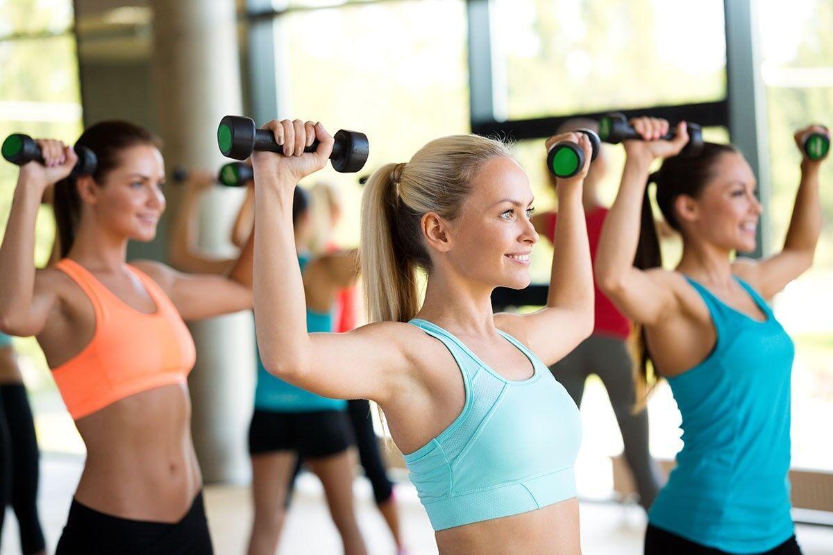 Для снижение веса можно выбрать себе марафон с тренировками и обратить внимание на меню без вредностей