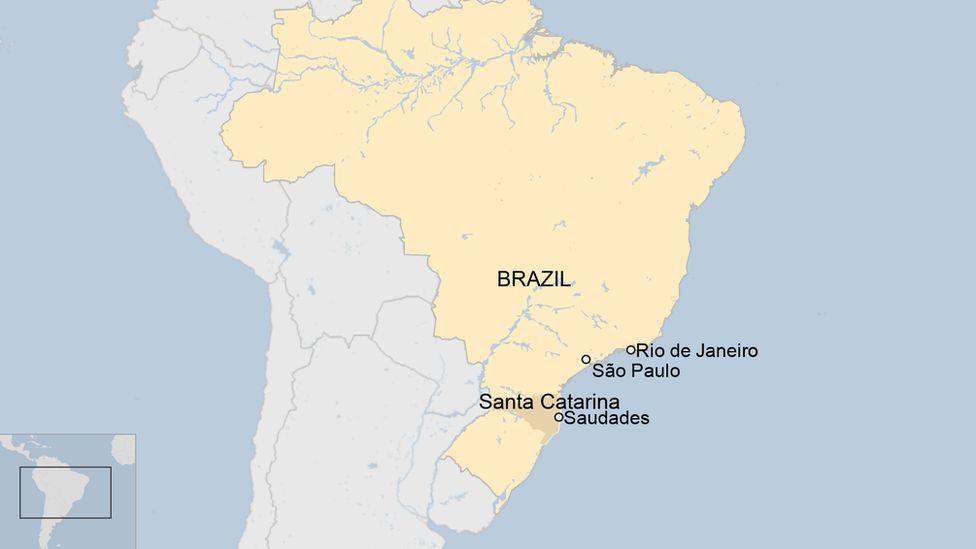 Трагедія трапилася в бразильському муніципалітеті Саудадіс