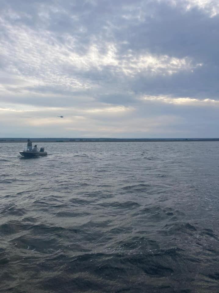 Происшествие случилось на озере Тудорово.