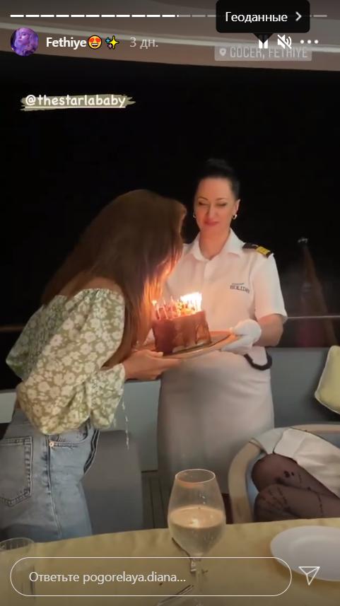 Українка Вероніка в цей день відзначала день народження