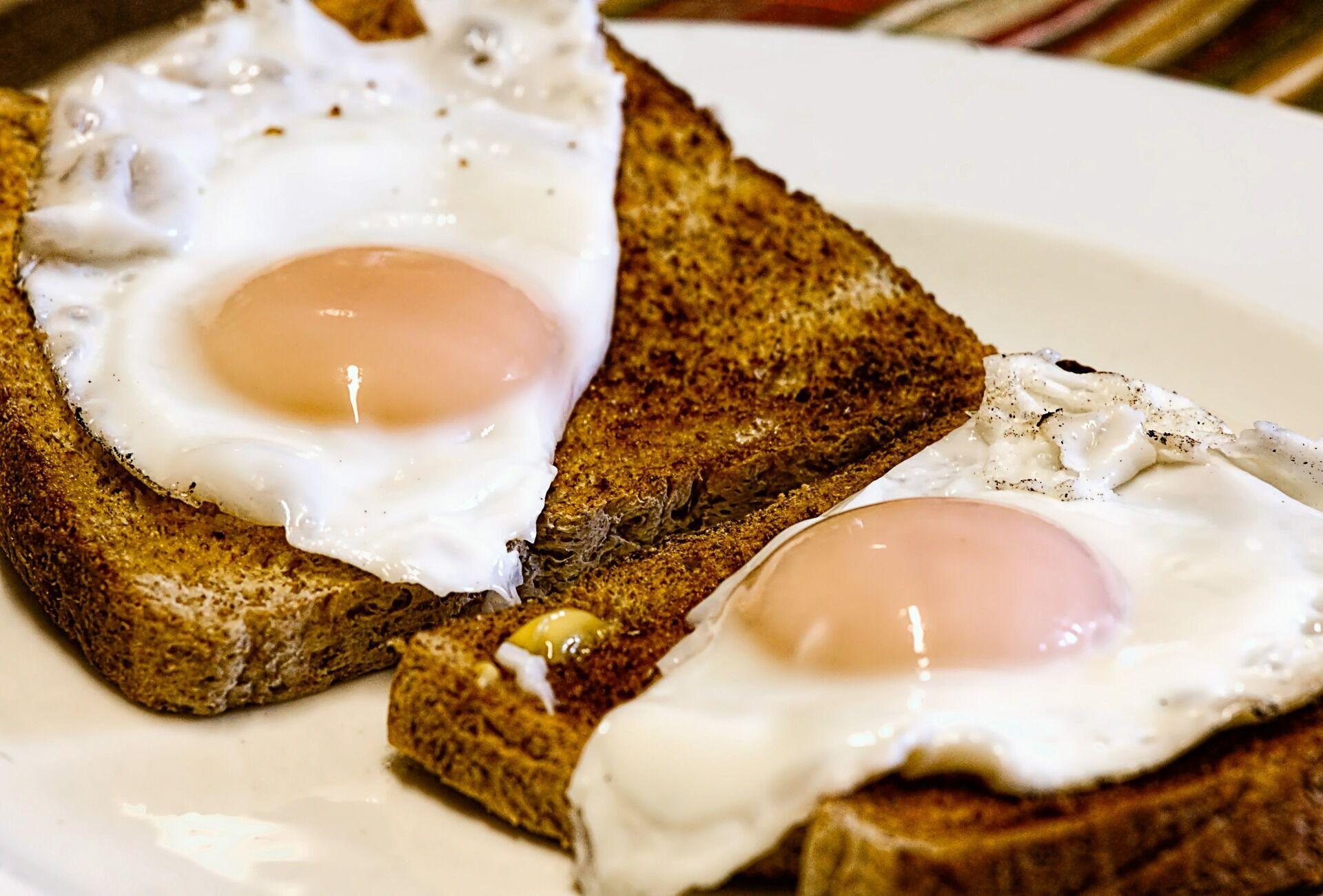 Яйця зміцнюють ваше здоров'я
