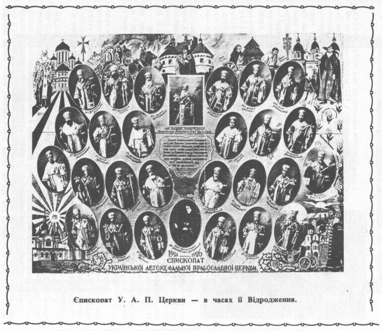 Епископат УАПЦ