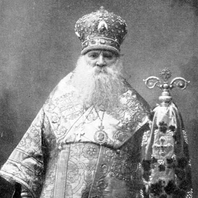 Митрополит Василий (Липкивский) (1864-1937 гг.). Киев, 1921 год