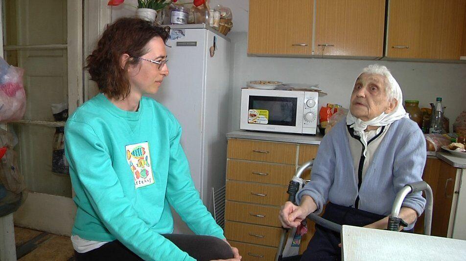 Евгению Авраменко дома лечила ее внука