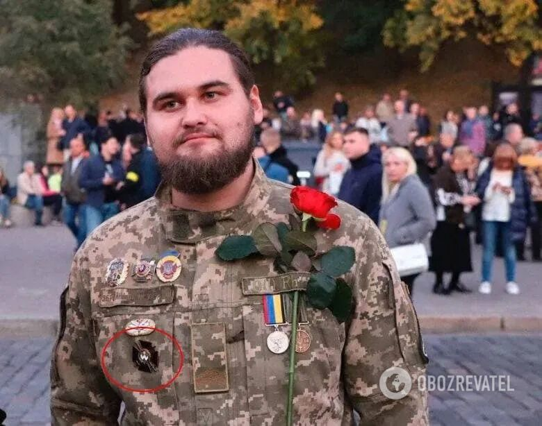 Владислава Стафийчука оштрафовали за присвоение ордена