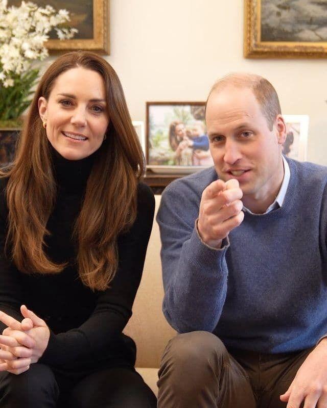 Принц Уильям и его супруга Кейт Миддлтон создали аккаунт на видеохостинге YouTube