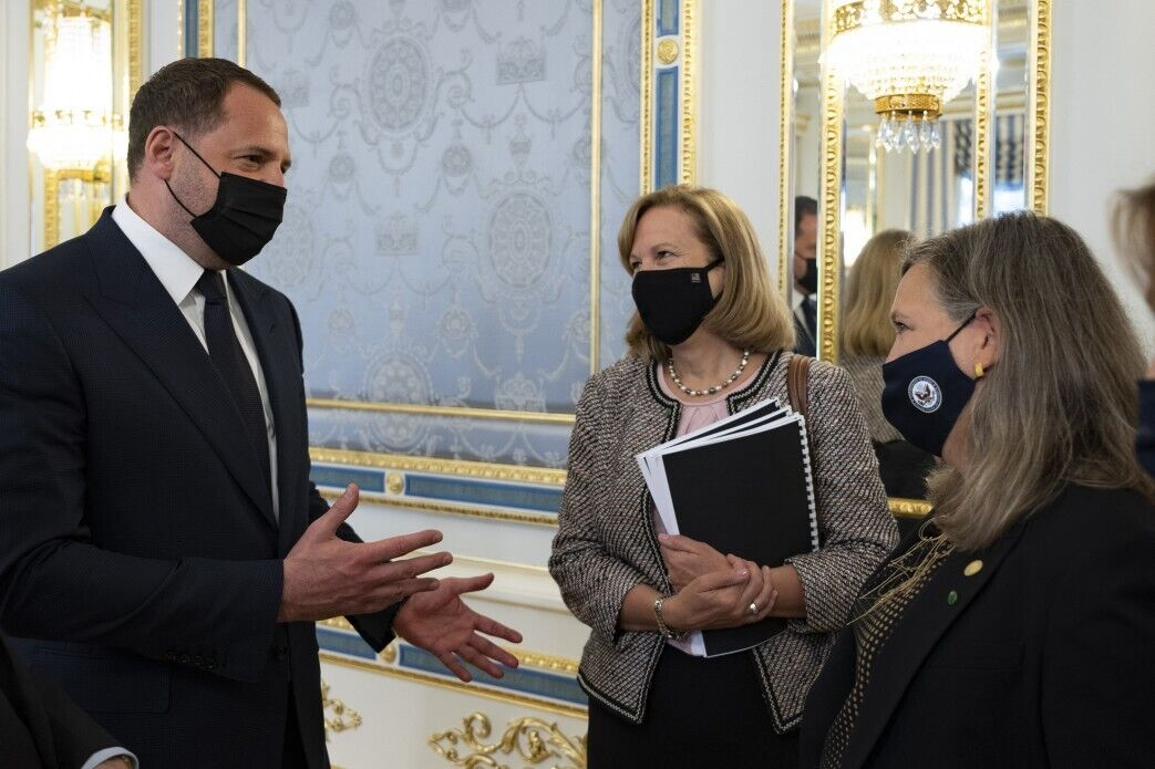 Андрей Ермак высказался о членстве в НАТО (ПДЧ)