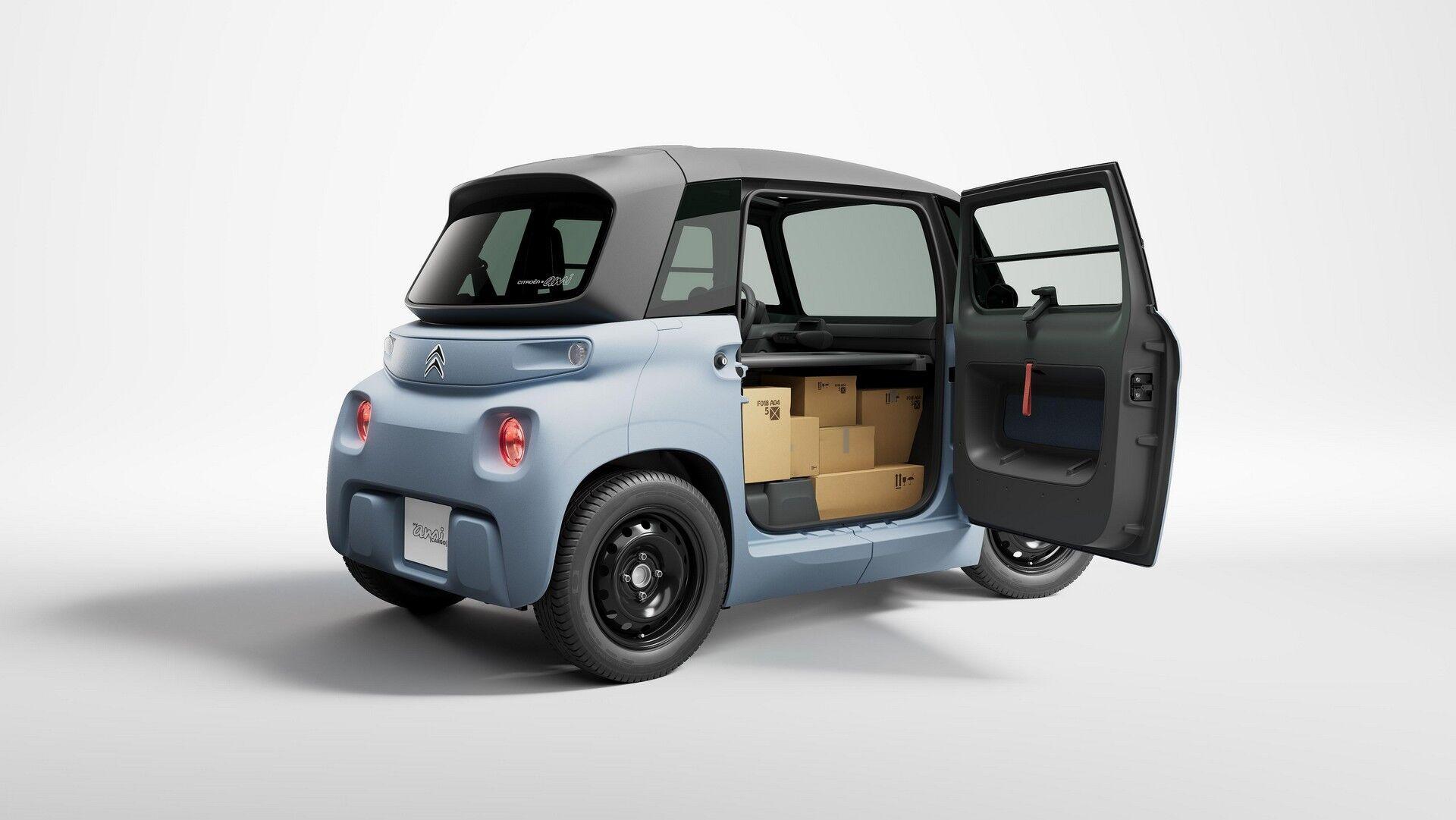 Общий объем перевозимого в авто груза – 400 л