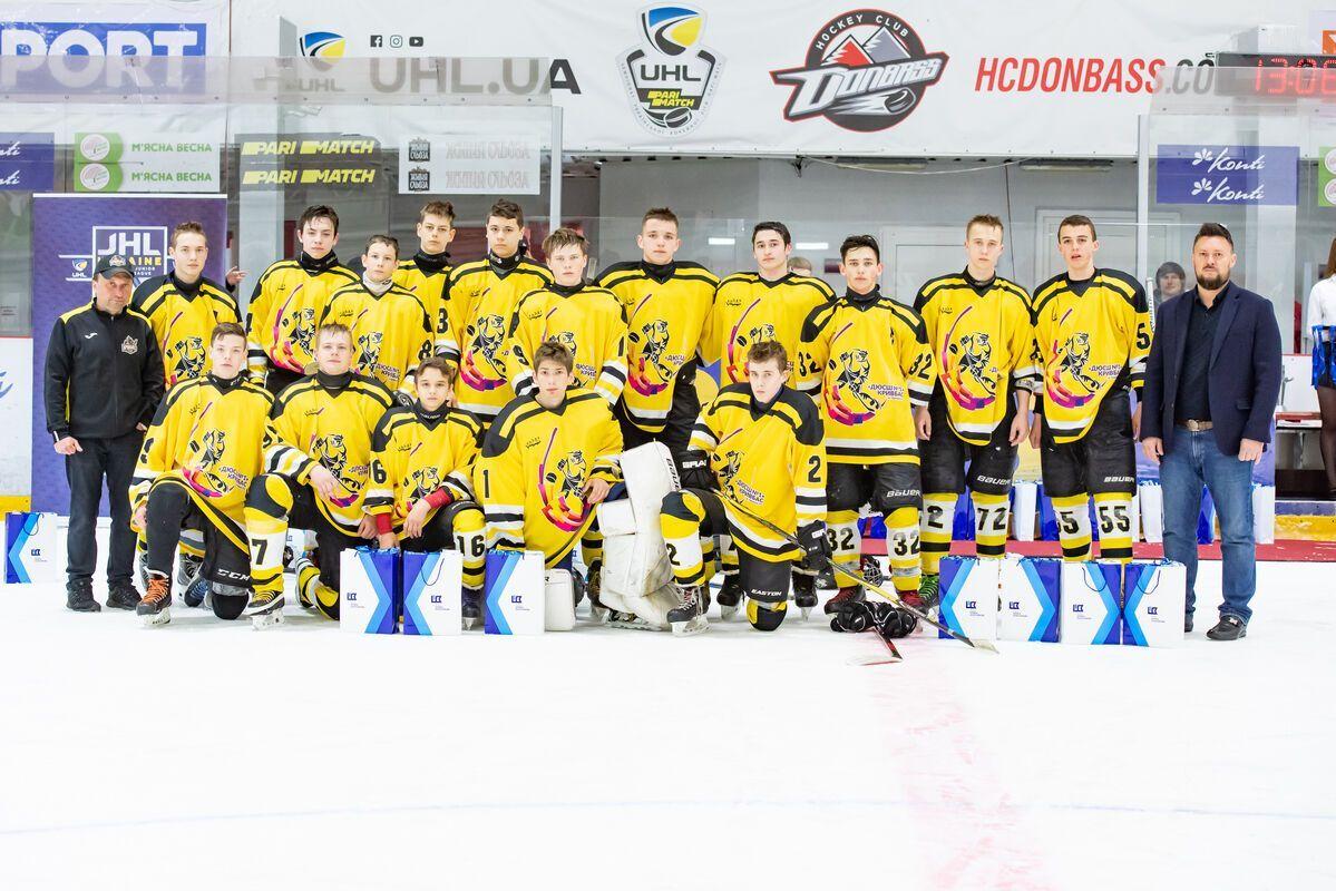 6 мая завершился хоккейный турнир Junior Hockey Cup