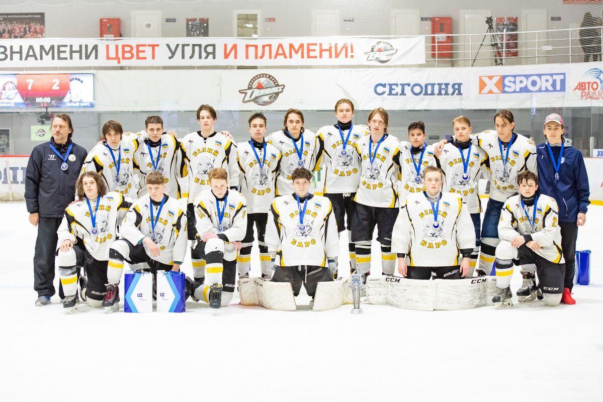 В заключительный день соревнований все юные хоккеисты услышали искренние пожелания дальнейших успехов