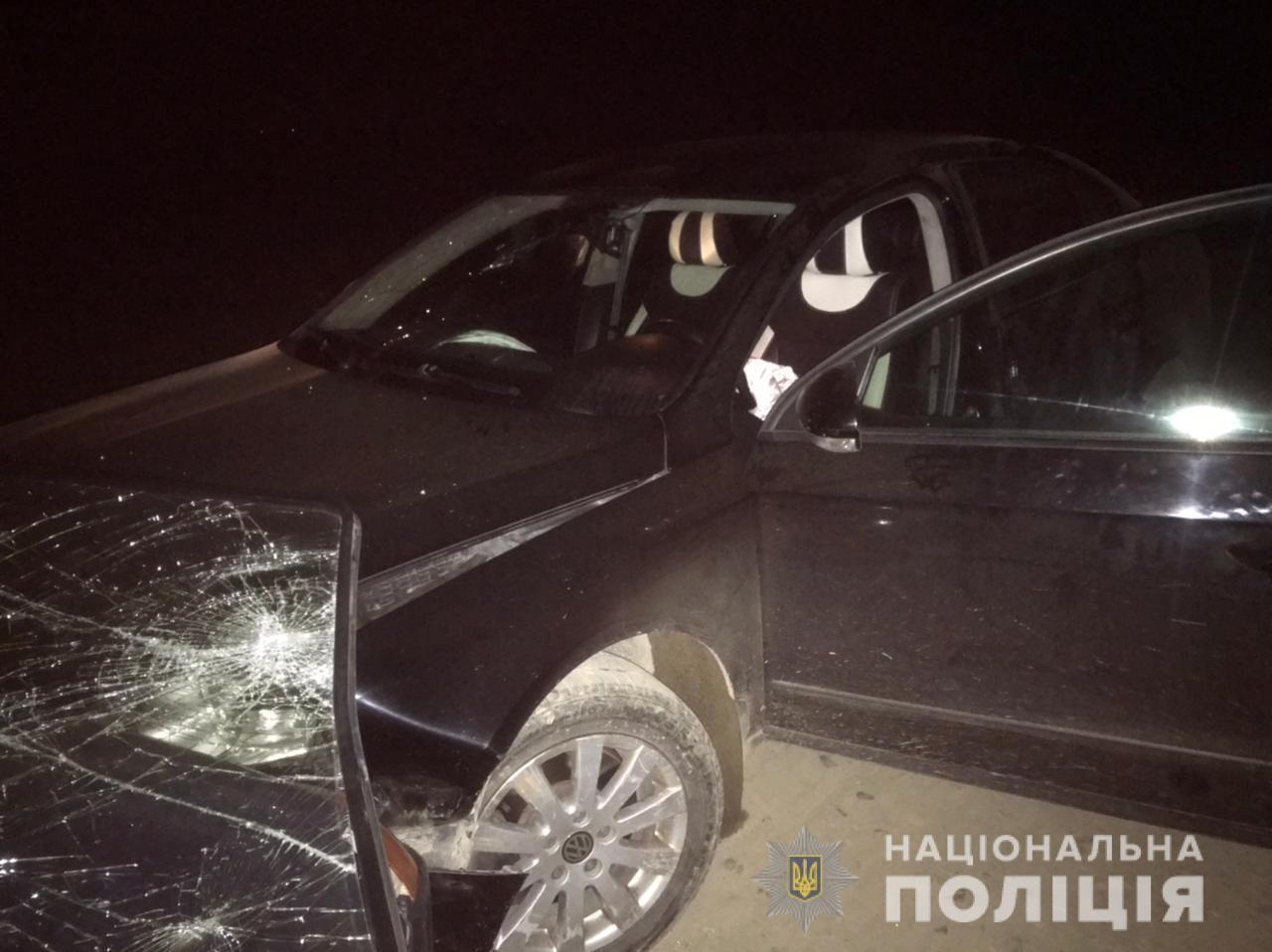 На Львовщине нетрезвые водители устроили ДТП